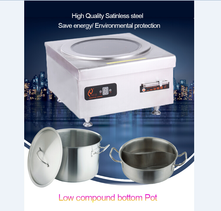Table Top Induction Cooker ~ China w v single hotel electric commercial