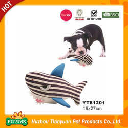 Fashion Design Ocean Style Eco-Friendly Chew Fabric Pet Toys for Dog
