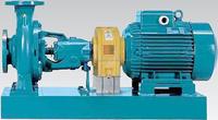 Cast iron Horizontal centrifugal end suction pump