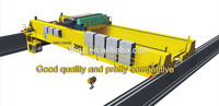 Wireless Remote Control Overhead Crane Top Quality Material Handling Equipments