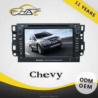 radio car usb bluetooth double din auto gps navigation For in dash dvd gps chevrolet aveo