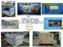 NC-D1290 hot sale and high quality double heads laser cutting machine