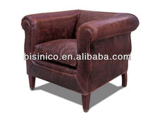 Fashional wooded frame sofa,anqtiue chair,Ameican style chair (BF01-20143)