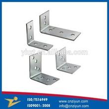 Personalizado oem personalizado soporte de ángulo, soporte de estampación, soporte de metal estampado