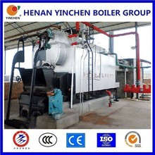 Industrial equipment wood burning generator with boiler from zhoukou