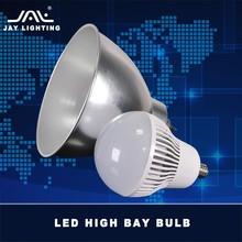 China New Quality Product 80w LED High Bay Bulb Plastic Lamp Body Unique Designed SMD E40 LED Lighting Bulb