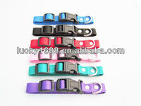 2015 new Adjustable nylon dog collar