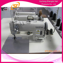 Three Head Hair Weft Machine, The Professional Industrial Weft Sewing Machine