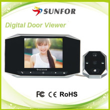 2014 New coming front door peephole security camera