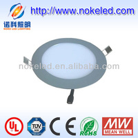 3w -100w flat small round led panel light distributor,3 or 5 years product warranty