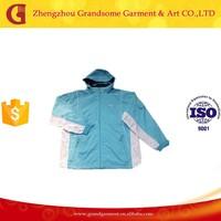 Light Color Waterproof Wind Breaker Winter Work Jacket
