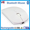 2015 New design VML-09 Rechargeable Wireless Slim Bluetooth Mouse