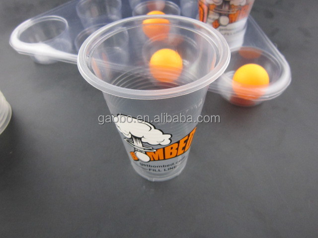 Bombed Beer Pong Kit Ultimate Bombed Beer Pong