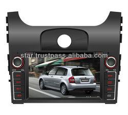 2012 KIA CERATO Car DVD with GPS Navigation,Touch-Screen,Bluetooth,iphone menu,ipod,TV,AM/FM,Multi-languages,Digital TFT LCD