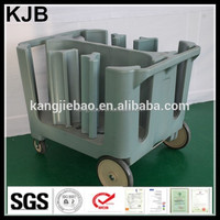 KJB-C01PLASTIC CADDY,PLASTIC CADDY WITH HANDLE,SERVING CADDY