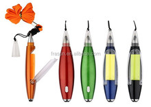 New design short ballpoint pen with notepad