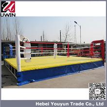 UWIN hot sale high quality AIBA boxing ring 5m