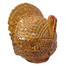 Vintage Thanksgiving Turkey Jar