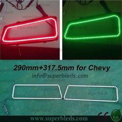 Chevrolet - ColorMorph Halo Headlight Kits custom smd angel eye