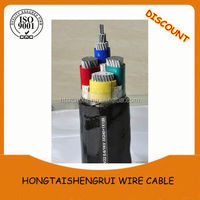 MC Cable aluminum alloy power cable used in electrical equipment