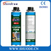 Manufacturer of super strong classic spray pu foam polyurethane adhesive