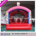 Lilytoys de aire inflables gorila trampolín/camas elásticas para la venta