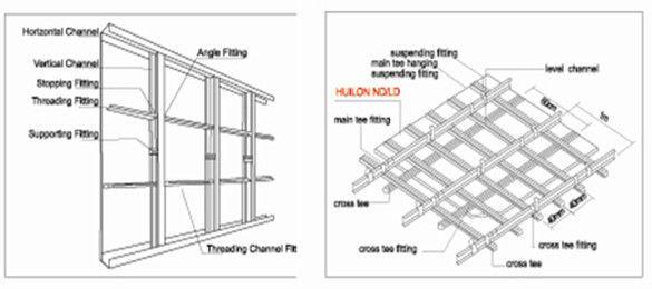 galvanized z channel steel  structure q235 q195