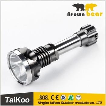 high power xml t6 1200lm tactical led flashlight