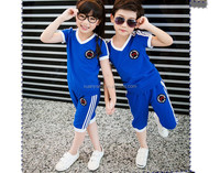 korean style child clothing set children matching clothing sets