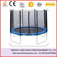 10FT big outdoor trampoline with basketball hoop