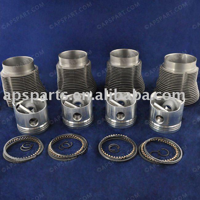 Vw piston cylinder kits type 1 piston cylinder kits vw for Piston type air motor
