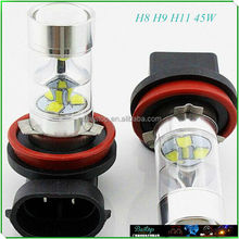 2015 New design 45w H8 H9 H11 H16 12v car led fog light for car led fog light for honda city