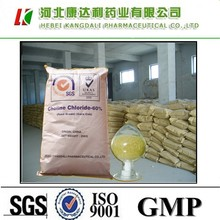 POULTRY FEED SUPPLEMENTS GOOD QUANLITY CHOLINE CHLORIDE 50% 60%, 70%,VITAMIN B FOR POULTRY GROWTH