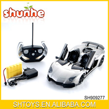 New Arrival Cool Apperance And Function Radio Control Model Car Toy for Sale Plastic 1:14 SCALE RC CARS