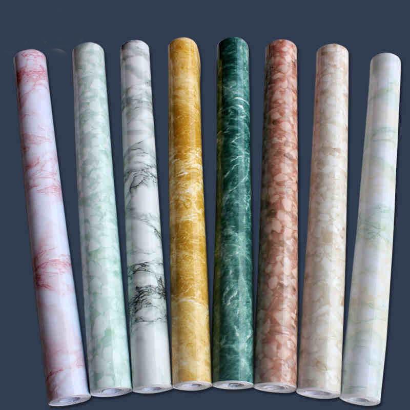 Selbstklebende Tapeten Holz : dekorativ selbstklebende folie 3d marmor tapeten mit besten preis und