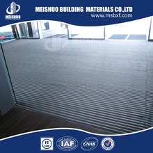 Dirt control rubber backing Outdoor Entrance Matting Systems