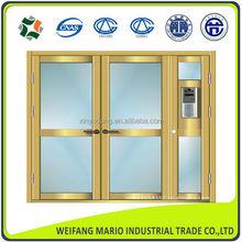 high quality aluminium door, aluminium window,aluminium wood profiles