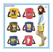 Chinese zodiac Barrel bag / canvas bags
