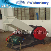 China made pvc pipe crushing equipment plastic pipe grinding machine