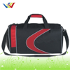 black simple style travel bag for sale for the sport