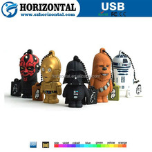 2015 Hottest selling OEM star wars usb flash drive