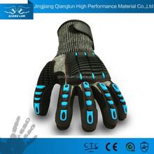 EN388 impact resistant hand protective roughneck gloves