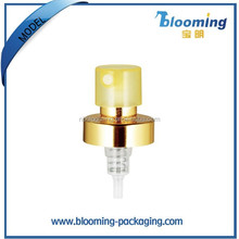 Good quality nice shape perfume sprayer aluminum perfume sprayer