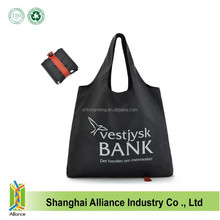 Fashion Eroupe Style Nylon Waterproof Collapsible Shopping Bag,Foldable Shopping Bag