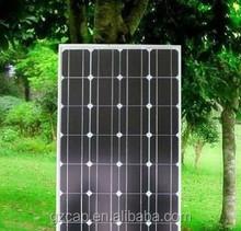 monocrystalline solar panels 100W 150W 180W 200W 240W 250W 300W