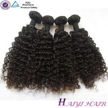 2015 New Hair Product, 100% Virgin brazilian tight curly hair