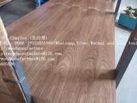 Best sell black walnut plywood for decorative for dubai