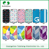 Waterproof Gloss Finish with Decal Water Printing Design 3d phone Case cover For iPhone 6 / 6s