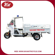 3 wheel motorcycles ambulance tricycle for passenger