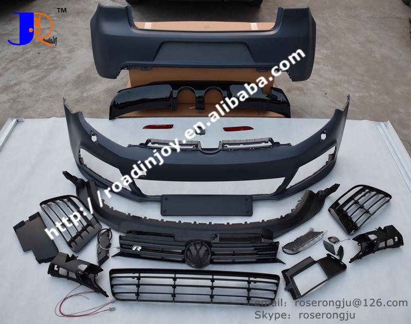 Body Kit Golf 6 Golf 6 R20 pp Car Kits Body